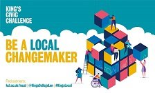 King's Civic Challenge: be a local changemaker