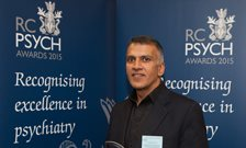 Professor Shergill named Academic Researcher of the Year 2015