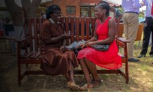 Friendship Bench therapy reduces anxiety and depression in Zimbabwe