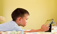 Touchscreens may improve motor skills in toddlers