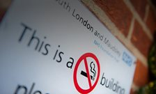 Drop in violence associated with smoke-free policy at psychiatric hospital