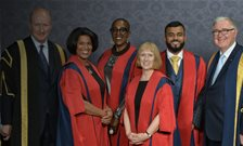 New fellows of King's College London