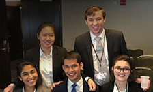 King's continues its strong track record in the Jessup International Moot