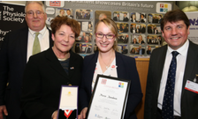 King's student takes home gold STEM for Britain award