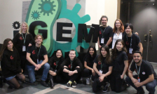 Silver medal success for King's first iGEM team