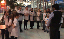 """Harmonies of Hope"" choir for kidney transplant children  set up by King's researcher"