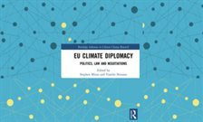 'EU Climate Diplomacy: Politics, Law and Negotiations' book launch
