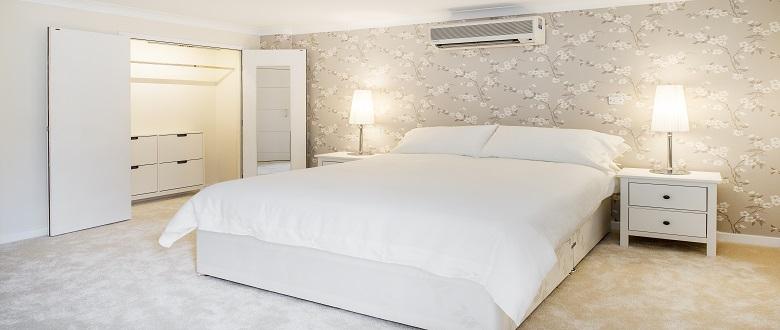 bedroom flat 75