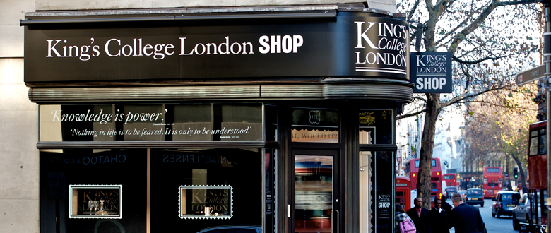 King's College London shop