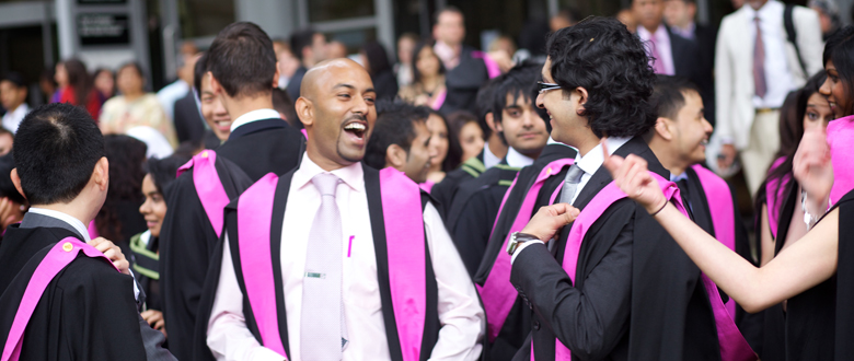 Graduation at King's College London