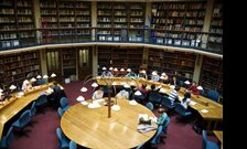 Students Studying in the Maughan Library