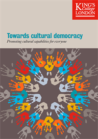 Towards cultural democracy cover large