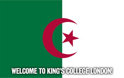 a study on the country of algeria Visits to your country information on scholarships available to nationals of algeria for full-time study at the university of warwick can be found here.
