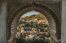 a view from the Alhambra