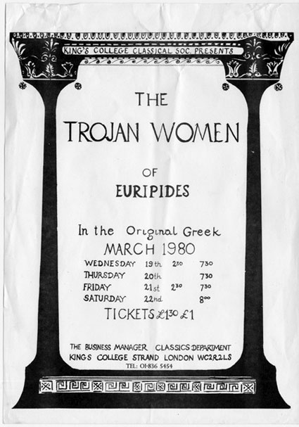 Andromache in Euripides' Trojan Women and Virgil's Aeneid