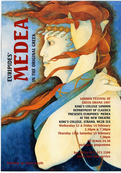 King's College London - 1997: Euripides - Medea