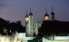 Medieval Tower of London