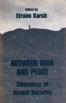 Between War and Peace cover