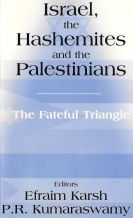 Israel, Hashemites and Palestinians cover