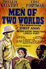 men of two worlds poster Erica carter research