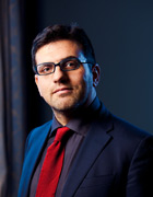 Photograph of Dr Matteo Mameli