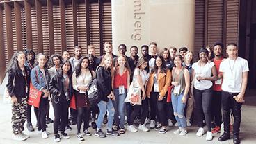 King's Business School leads Widening Participation Initiative