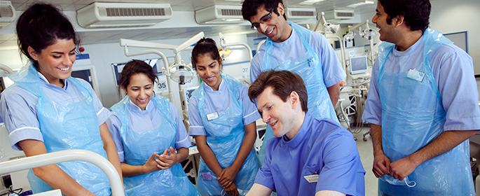 students-teachers-clinical-skills