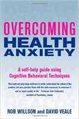 Overcoming Health Anxiety Book Cover