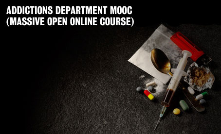 Understanding Drugs and Addiction MOOC