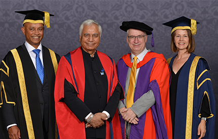 King's College London - New fellows of King's College London