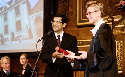 Dean Shitij Kapur appointed Honorary Doctor at the University of Copenhagen