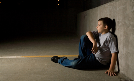 Poorer boys fare worse growing up in rich areas