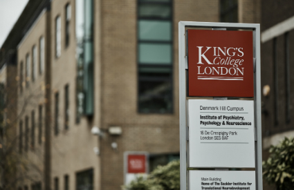 King's College London - About the Institute of Psychiatry