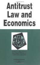 antitrust law and economics-133