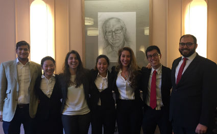 King's College London - Team win UK championship of the