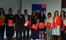 Physiology prize winners