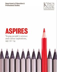 ASPIRES Report front cover