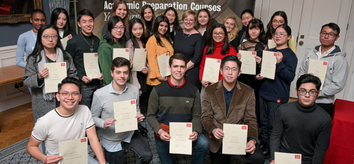 Kings Foundations Scholarship winners 2019