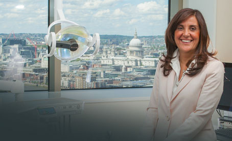 King's College London Dental Institute alumna Rebecca