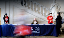 King's Building Foyer, Strand Campus