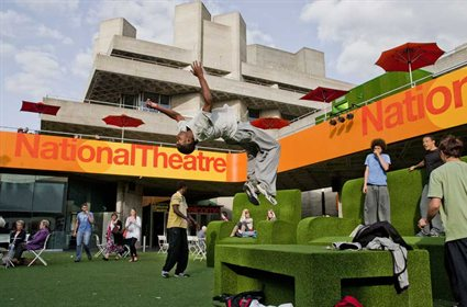 National Theatre Acrobat
