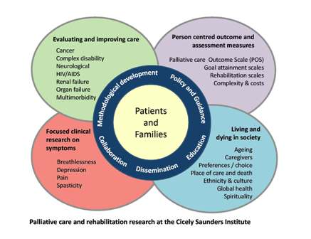 research palliative care Here you will find research, educational, and evidence-based practice materials carried out by nurses with extensive knowledge in the clinical setting and intended to address issues of interest in hospice and palliative care.