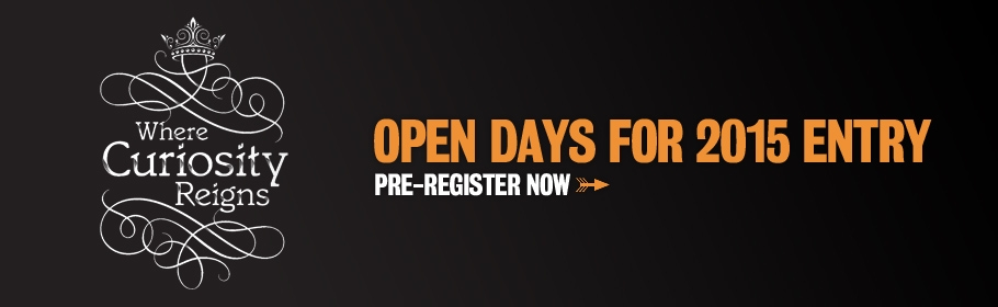 Open-days-registration