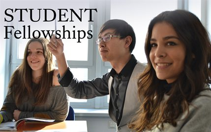 Student fellowships image