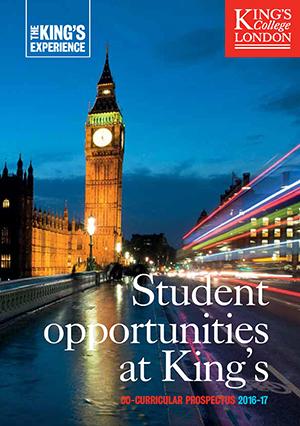 Co-Curricular Prospectus 2015-16 image