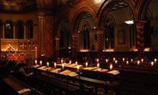 Find information about the King's Advent Carol service