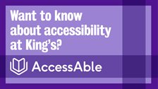 KCL EF ACCESSABLE MATERIALS - PUFF