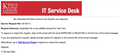 approval e-mail