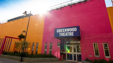 Conferences and meetings at the Greenwood Theatre