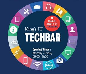 TechBar Wallpaper